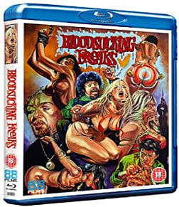 Bloodsucking Freaks - Extreme Uncut Collector's Edition Blu-ray