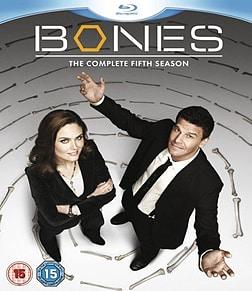 Bones - Season 5 Blu-ray