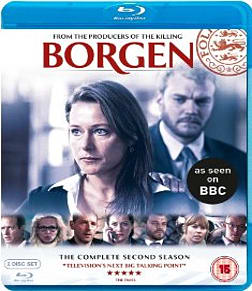 Borgen - Series 2 Blu-ray