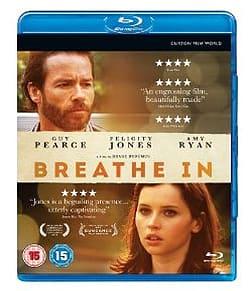 Breathe In Blu-ray