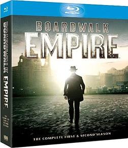 Boardwalk Empire - Season 1-2 Blu-ray