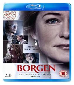Borgen: Season 3 Blu-ray