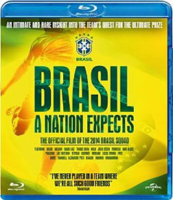Brasil: A Nation Expects Blu-ray