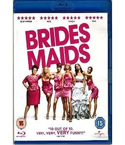Bridesmaids Blu-ray