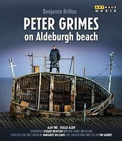 Britten: Peter Grimes on Aldeburgh Beach Blu-ray