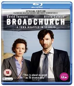 Broadchurch Special Edition Blu-ray