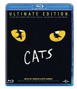 Cats - Ultimate Edition Blu-ray