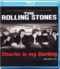 Charlie Is My Darling - The Rolling Stones [Blu-ray] Blu-ray