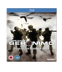 Code Name: Geronimo - The Hunt For Osama bin Laden Blu-ray