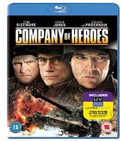 Company of Heroes [Blu-ray + UV Copy] Blu-ray