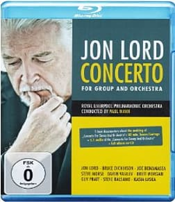 Concerto For Group And Orchestra Blu-ray