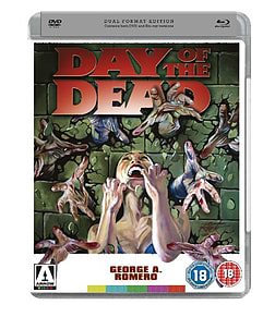 Day of the Dead [Dual Format Edition] Blu-ray