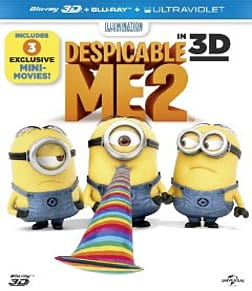 Despicable Me 2 [Triple Pack] Blu-ray