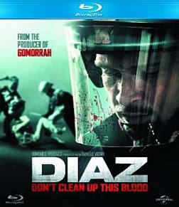 Diaz: Dont Clean Up This Blood Blu-ray