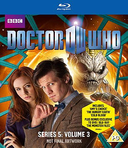 Doctor Who - Series 5 Volume 3 Blu-ray