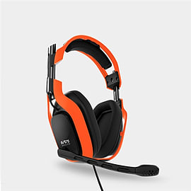 Astro Gaming A40 PC Headset in Orange Multi Format and Universal