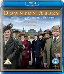 Downton Abbey: A Journey to the Highlands Blu-ray
