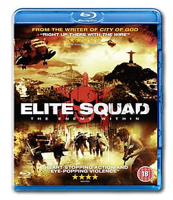Elite Squad : The Enemy Within Blu-ray