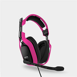 Astro Gaming A40 PC Headset In Pink Multi Format and Universal