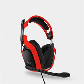 Astro Gaming A40 PC Headset in Red Multi Format and Universal