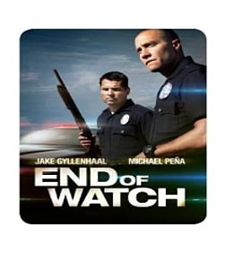End Of Watch - Limited Edition Steelbook Blu-ray