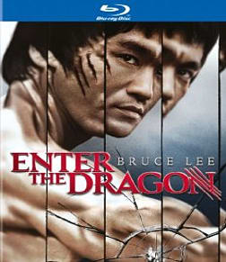 Enter The Dragon - 40th Anniversary Edition [Blu-ray + UV Copy] Blu-ray