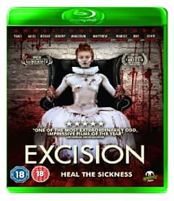 EXCISION Blu-ray