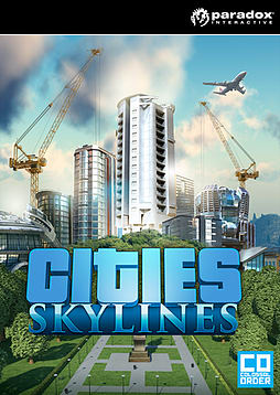 Cities: Skylines Deluxe Edition PC Games