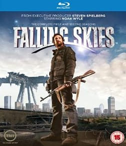 Falling Skies - Season 1-2 Blu-ray
