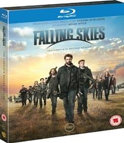 FalliFalling Skies - Season 2 [Blu-ray + Digital] Blu-ray