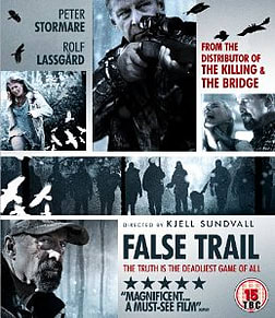 False Trail Blu-ray