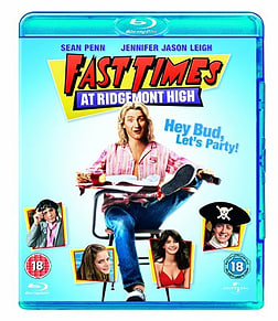 Fast Times At Ridgemont High Blu-ray