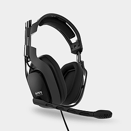 Astro Gaming 2013 A40 PC Headset in Black Multi Format and Universal