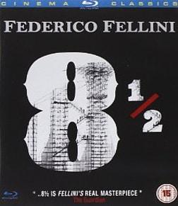 Federico Fellini 8 1/2 Blu-ray