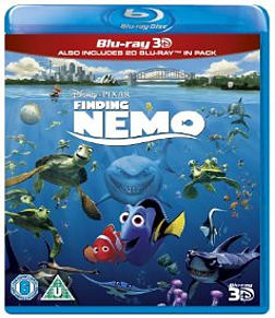 Finding Nemo [3D + Blu-Ray] Blu-ray