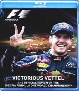 Formula One Season Review 2012 Blu-ray
