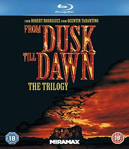 From Dusk Till Dawn 1-3 Complete BD Collection Blu-ray