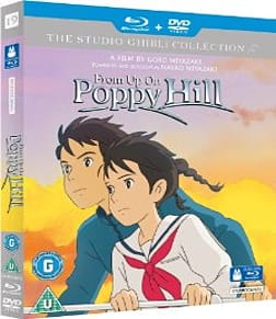 From Up On Poppy Hill Collectors Edition [Blu-ray + DVD] Blu-ray