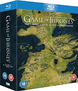 Game of Thrones - Season 1-3 Blu-ray