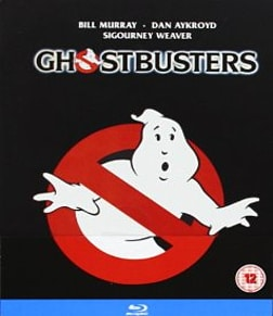 Ghostbusters -- Steelbook [Blu-ray + UV Copy] Blu-ray