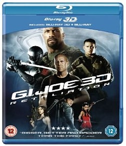 G.I. Joe: Retaliation Blu-ray
