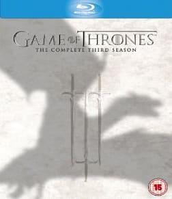 Game of Thrones - Season 3 Blu-ray