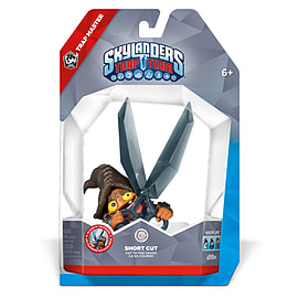 Short Cut - Skylanders Trap Team - Trap Master Toys and Gadgets