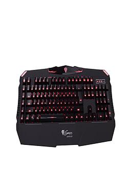 Natec Genesis RX88 Mechanical Gaming Keyboard PC