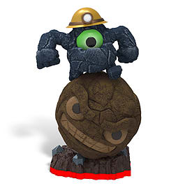 Rocky Roll - Skylanders Trap Team - Single Character Infinity