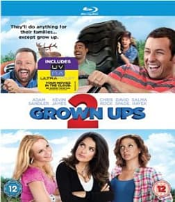 Grown Ups 2 [2013] Blu-ray