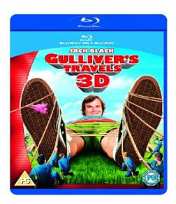 Gullivers Travels 3D Blu-ray
