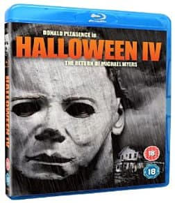 Halloween 4: The Return Of Michael Myers Blu-ray