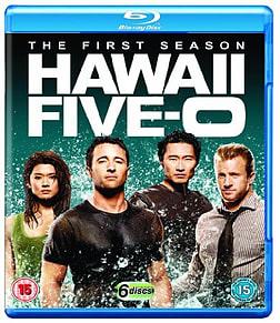 Hawaii Five-0 - Season 1 Blu-ray