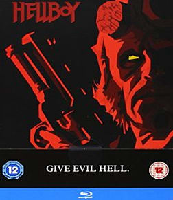Hellboy--Steelbook [Blu-ray + UV Copy] Blu-ray